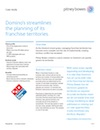 Case Study- Dominos Territory Franchise Planning