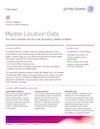 Master Location Data – Data Sheet