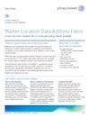 master-location-data-address-fabric-data-sheet