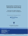 Ventura Research- Evaluation Criteria for Enterprise Geocoding